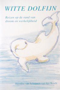 Witte Dolfijn, boekomslag